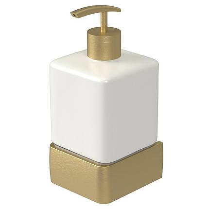 Aline Gold Дозатор д/жидкого мыла (1196889), фото 2
