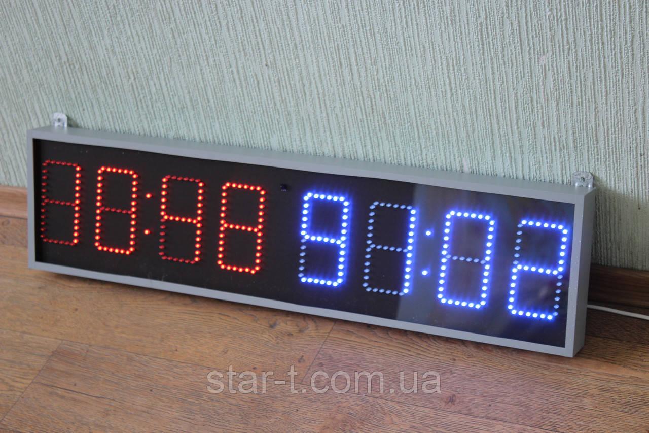 Часы астрономического и оперативного времени.