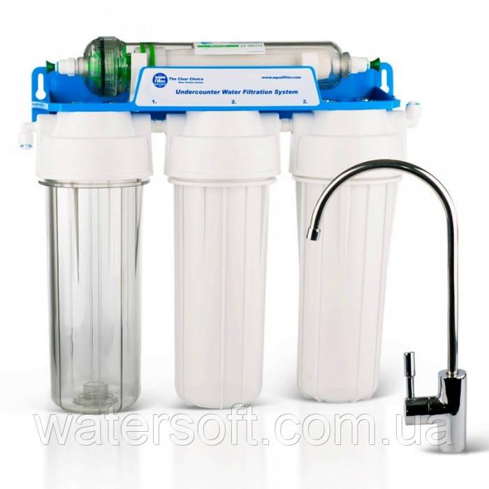 Система ультрафильтрации Aquafilter FP3-HJ-K1 (с капиллярной мембраной)