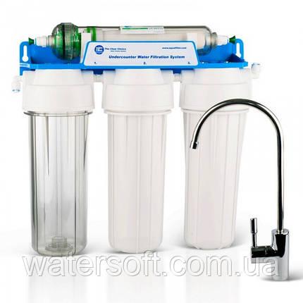 Система ультрафильтрации Aquafilter FP3-HJ-K1 (с капиллярной мембраной), фото 2