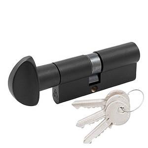 Цилиндр Cortellezzi Primo 117F 40x30 ключ/поворот. черный
