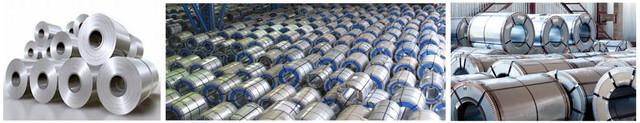 рулоны гладкого листа оцинкованного 1250 мм