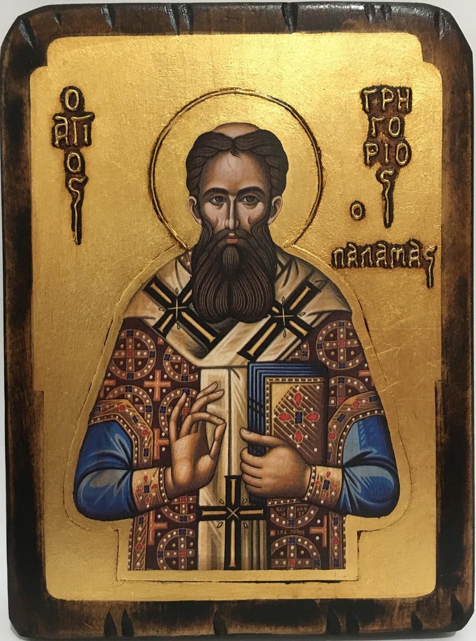 Икона Святой Григорий