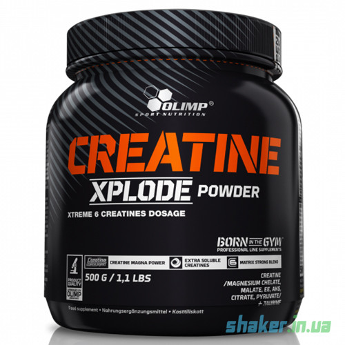 Креатин Olimp Creatine Xplode (500 г) олимп иксплод