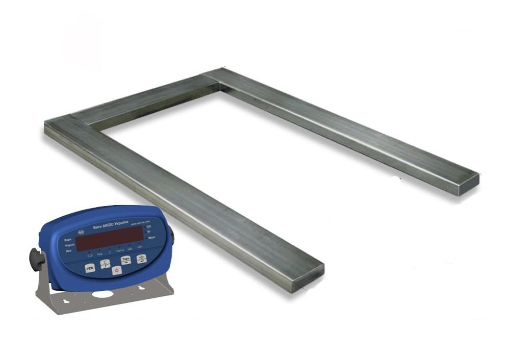 Весы паллетные (П-образные) Axis 4BDU6000П-Б