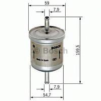Фильтр топливный DAEWOO LANOS 97-, CHEVROLET LACETTI 05- (пр-во BOSCH) BOSCH 0450905969 на DAEWOO ORION (KLAJ)