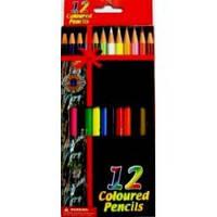 "Карандаши ""Coloured-Pencils""-12цв"
