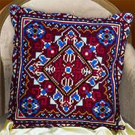 Набор для вышивания крестом PD-1494 Наргиз (Подушка)