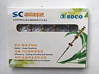 Профайлы SOCO SC FILES 21 mm. (ассорти)