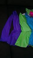 Купальники-трико с юбкой  гимнастические для танцев,хореографии,акробатики,гимнастики / разных цветов