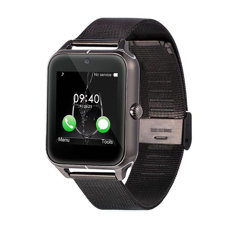 Умные часы Smart Watch Z50 Black (SWZ50BL)
