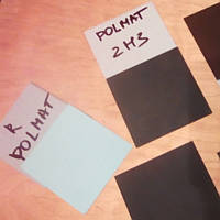 Гладкий лист с полимерным покрытием Руукки SSAB matt 30 RR 33