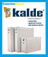Стальной радиатор Kalde 300x500  22 тип боковое подключение