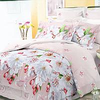 Двуспальное постельное белье 3D Арт.2466 - микросатин