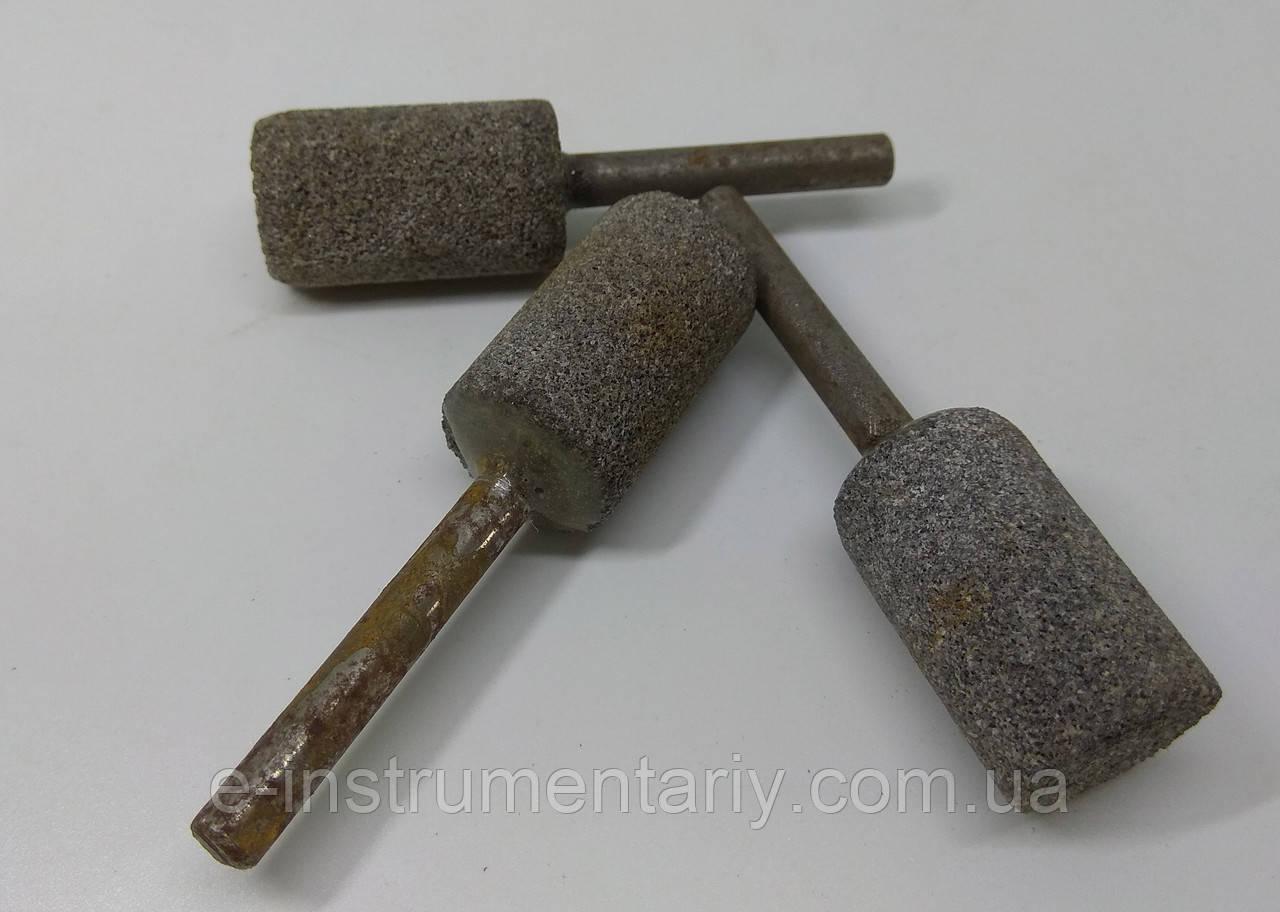 Головка шлифовальная цилиндрическая 20х32х6 14а - серый электрокорунд