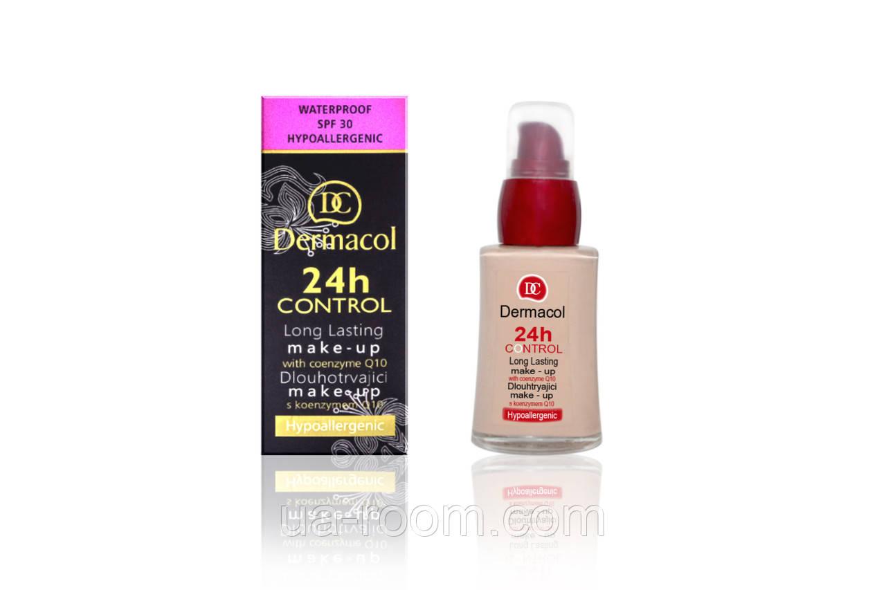 Тональный крем для лица Dermacol 24H Control (стекло)