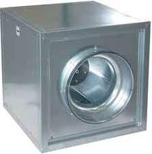 Вентилятор Systemair MUB/F 062 630D4 HT
