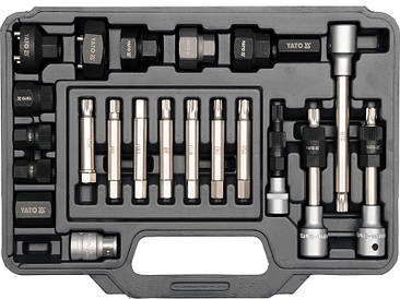 Набір інструменту для ремонту автомобільних генераторів Yato YT-04211