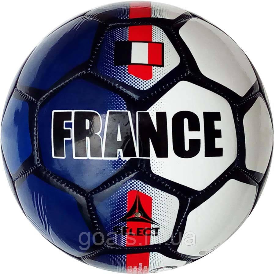 Мяч футбольный SELECT FB WC 2018 France p.4