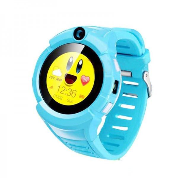 Детские смарт-часы BABYGPS Q610S Original Голубые (BABYGPS610BL Blue)