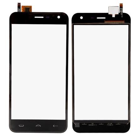 Тачскрин, сенсор Venso Isprit U50 LTE black, фото 2