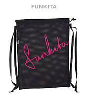 Сетка-мешок для инвентаря Funkita Mesh Gear Bag (Still Pink), фото 1