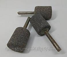 Головка шлифовальная цилиндрическая 25х32х6 14а - серый электрокорунд
