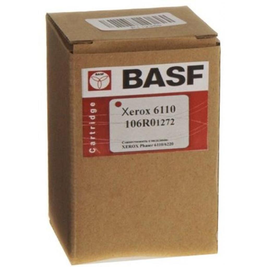 Картридж BASF для Xerox Phaser 6110 Аналог 106R01272 Magenta (WWMID-78295)  — в Категории