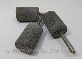 Головка шлифовальная цилиндрическая 25х40х6 14а - серый электрокорунд
