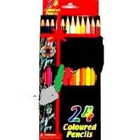 "Карандаши ""Coloured-Pencils""-24 цв"