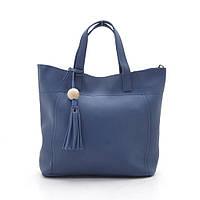 Женская сумка-клатч Little Pigeon W8262 blue (синяя), фото 1
