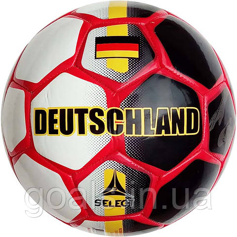 Мяч футбольный SELECT FB WC 2018 Germany p.4