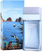 Отдушка  для мыла «Dolce Light Bloue»DOLCE GABBANA, Floressence