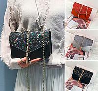 Женская сумка клатч Classik Feshen, фото 1