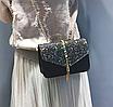 Женская сумка клатч Classik Feshen Черный, фото 2