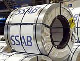 """Тонколистовая рулонная сталь"""" 0,5 мм SSAB"""" с полимерным покрытием ., фото 5"""