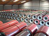 """Тонколистовая рулонная сталь"""" 0,5 мм SSAB"""" с полимерным покрытием ., фото 6"""