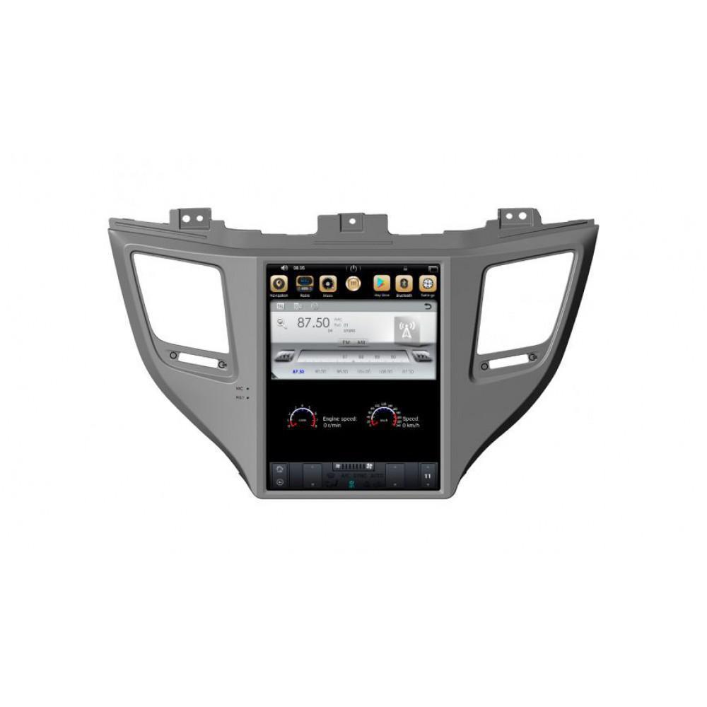 Штатная магнитола Gazer CM7010-TL Hyundai Tucson (TL), 2015-2017
