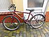 Велосипед подростковый Mustang б/у из Германии
