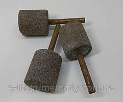 Головка шлифовальная цилиндрическая 29х32х6 14а - серый электрокорунд