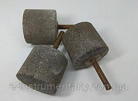 Головка шлифовальная цилиндрическая 44х40х6 14а - серый электрокорунд
