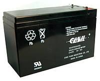 Аккумуляторная батарея Casil 12V - 7Ah CA 1272 свинцово-кислотный