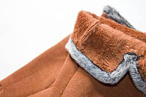 Женские стрейчевые перчатки 109, фото 2