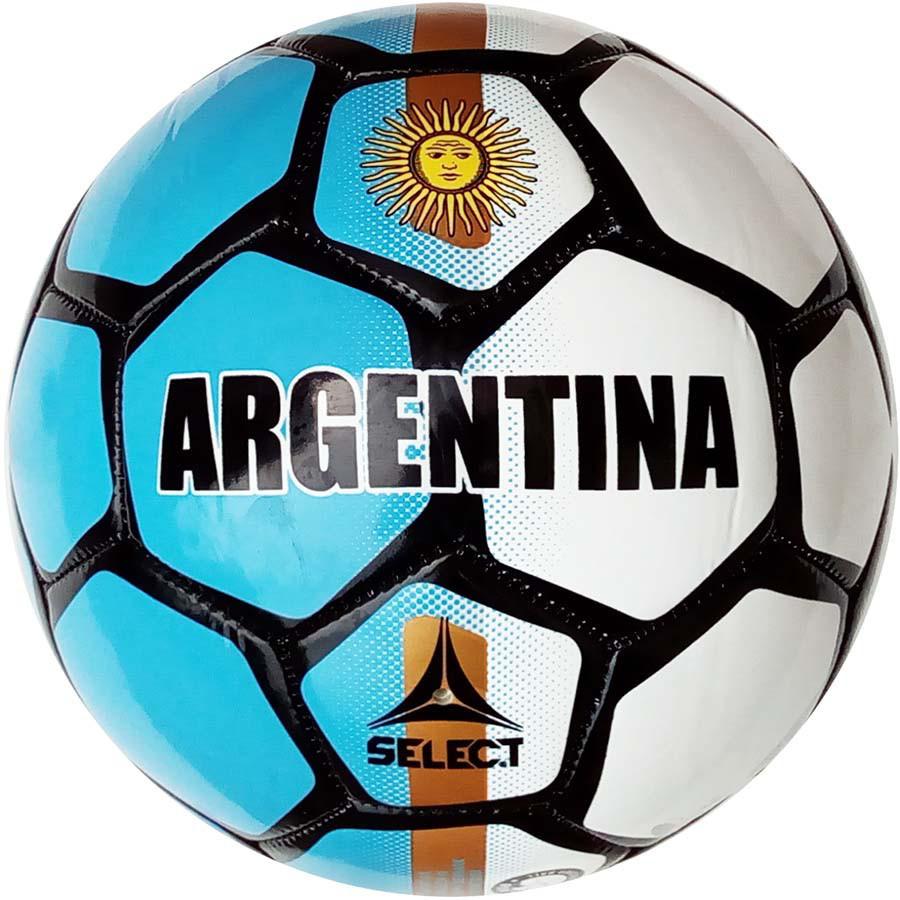 Мяч футбольный SELECT FB WC 2018 Argentina p.4