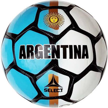 Мяч футбольный SELECT FB WC 2018 Argentina p.4 , фото 2