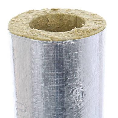 Цилиндры  базальтовые фольгированные ANTAL-PIPE ALU DN38х30мм
