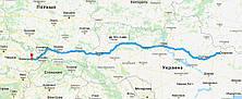 Перевозка, доставка Личных Вещей из Харькова в Оломоуц. Перевозка Личных Вещей из Украины в Европу.