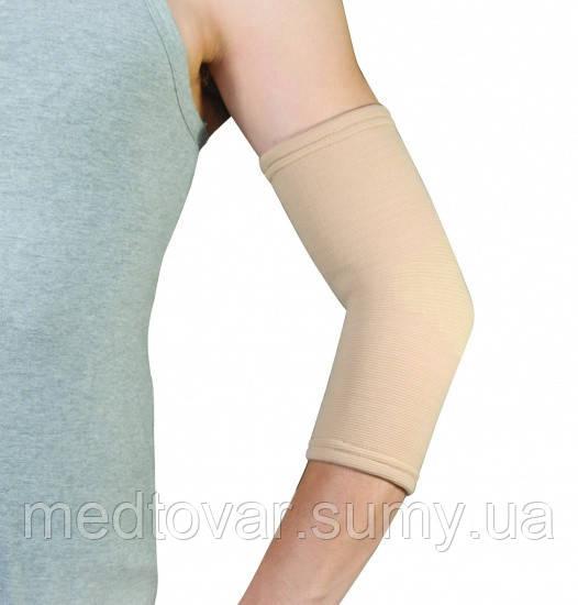Эластичный бандаж локтевого сустава Doctor Life EL- 05 размер XL(27-30cм)обхват руки