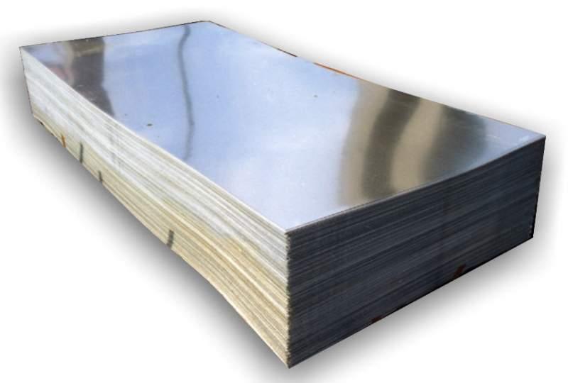 Оцинкованный лист 0.5 мм (1250*2000).