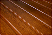Профнастил НВН с 8 под дерево золотой дуб 0.4 мм thermasteel